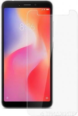 """Защитное стекло """"Плоское"""" для Xiaomi Redmi 6, Redmi 6A купить в Минске, цена"""